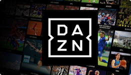 Stream DAZN