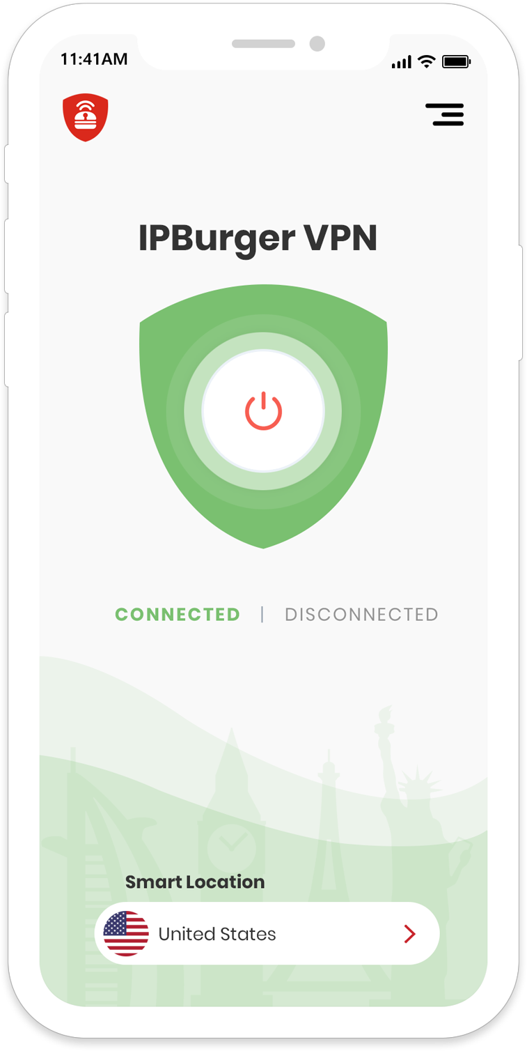 Install IPBurger VPN, the Best VPN for iOS (iPhone and iPad)