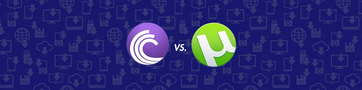 Bittorrent-vs-uTorrent