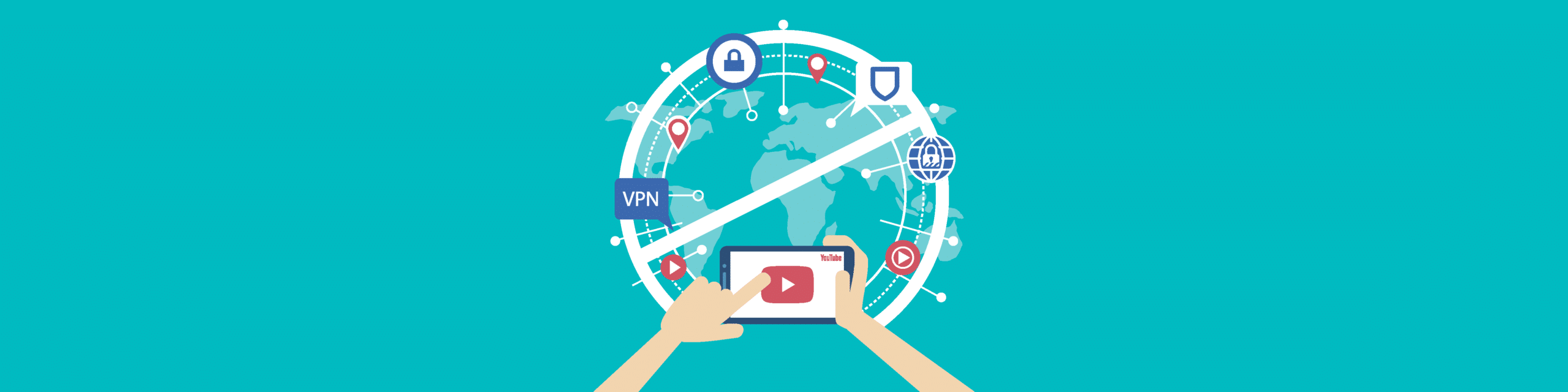Unblock Geo-Restricted YouTube Videos with the Help of a VPN